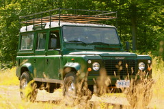 adventure(0.0), land rover series(0.0), automobile(1.0), vehicle(1.0), off-roading(1.0), land rover defender(1.0), off-road vehicle(1.0), land vehicle(1.0),