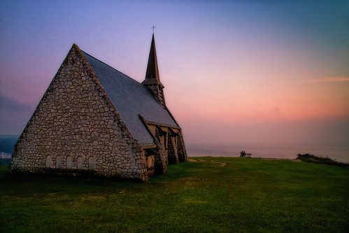 Chapel on the cliffs