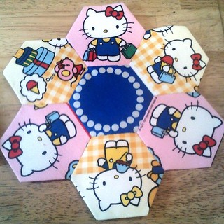 Hello Kitty Hexy Flower