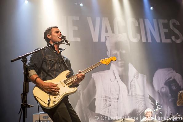 The Vaccines @ The Regency Ballroom, SF 9/23/13