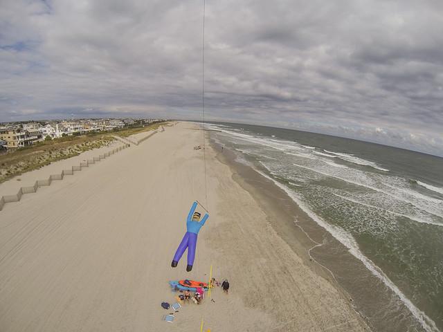 Kite Above Avalon NJ