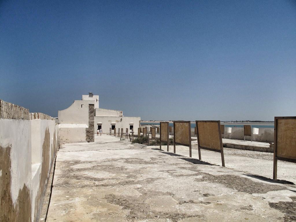 castillo sancti petri_patio medio_señalética
