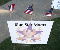 Blue Star Moms Vetern's Victory Velo ride