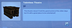 Talentless Theater