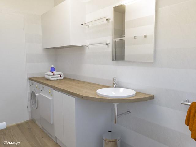 Bagno Lungo E Stretto : Arredare un bagno lungo e stretto trendy bidet e vaso integrati