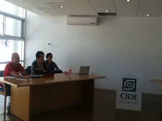Debate CIDE Region Centro Students Local Government