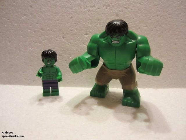 Lego polybag Hulk p7