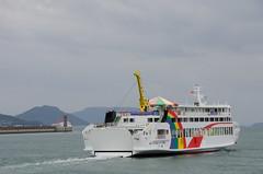 giraffe ferry