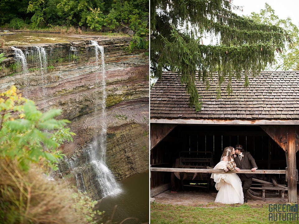 balls falls barn alternative wedding photographer 0055
