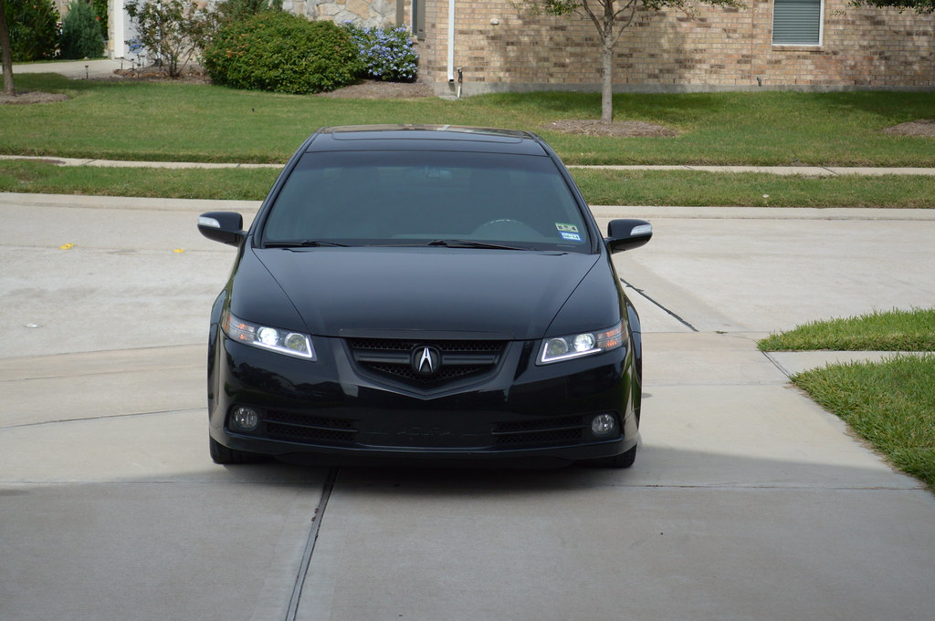 2008 Acura Tl Type S Drl Led Strip Mod Hidplanet The Official Automotive Lighting Forum