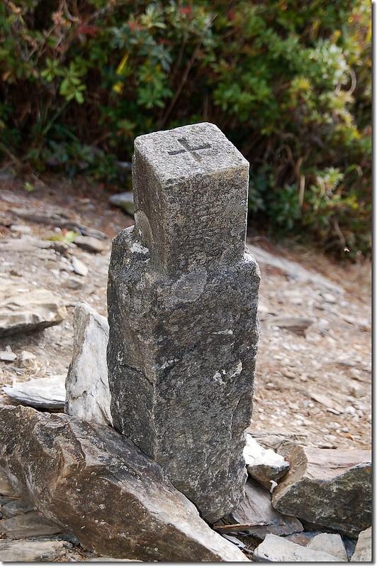 望鄉山森林三角點(Elev. 3007 m)