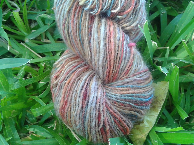 """Steph's Perfect Fall"" Daybreak Dyeworks BFL"