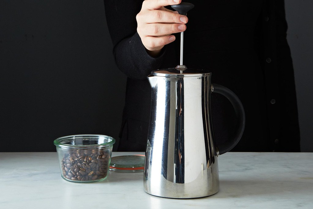 french press from food25
