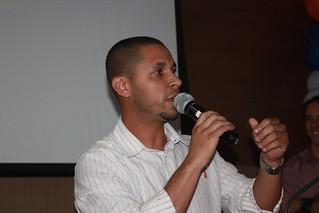 Rodrigo Morais, presidente Estadual da Juventude do Solidariedade