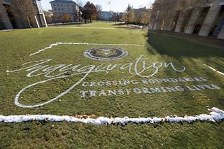 Inaugural Lawn Art