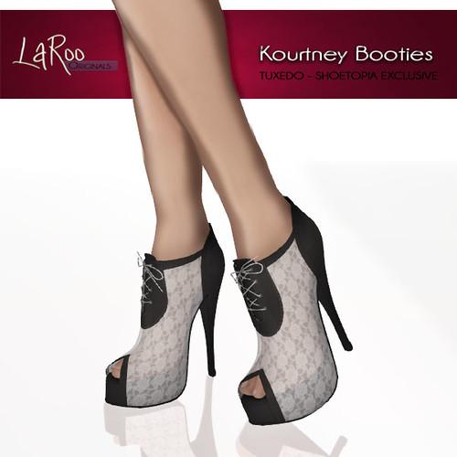 (LaRoo) Kim Pumps - Tuxedo