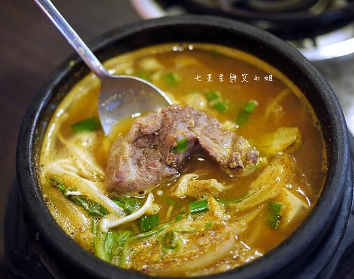 7 江原道韓國料理