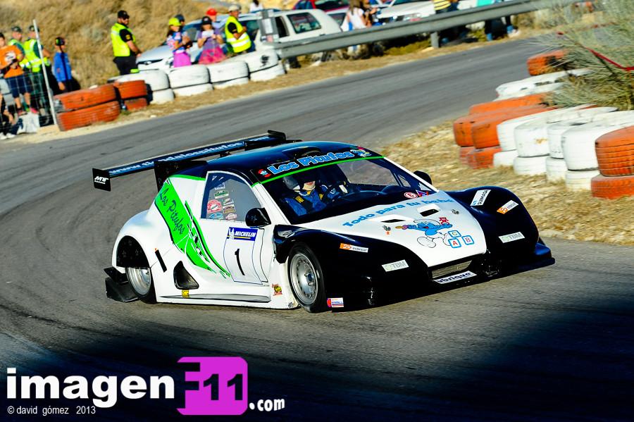 Silver Car S2, Campeonato de Andalucía de Montaña, Subida del Marmol, Antonio de los Rios