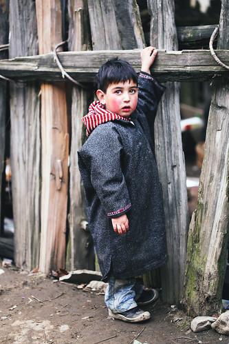 Aru, Kashmir