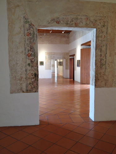 Oaxaca Museum of Contemporary Art interior