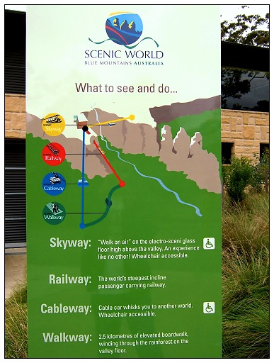 【藍山國家公園】Day 2:景觀世界 Scenic World