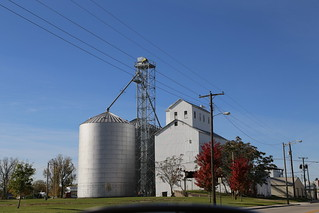 Union City Tennessee, Grain Elevator, Obion County TN