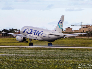 Adria Airways --- Airbus A319 --- S5-AAR