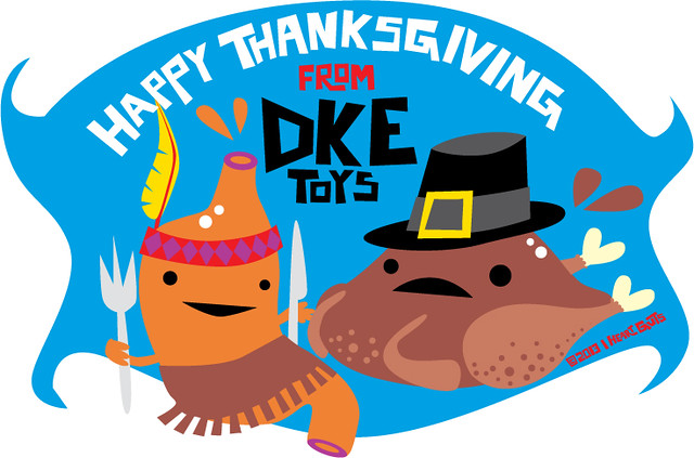 Happy Thanksgiving from DKE by I Heart Guts 2013