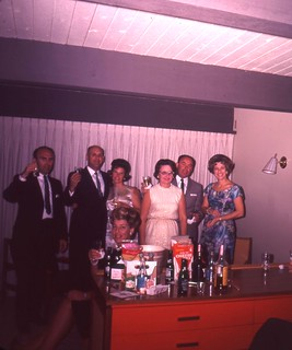 Palms Springs New Years Eve Party 1962/63