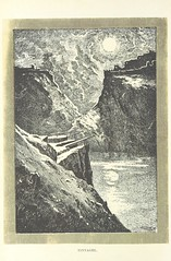 """British Library digitised image from page 8 of """"The North Coast of Cornwall. Its scenery, its people, its antiquities and its legends ... With map and illustrations and an appendix on the Geology by W. A. E. Ussher"""""""