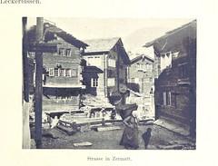"""British Library digitised image from page 171 of """"In luftigen Höh'n ... Das Matterhorn und seine Geschichte, etc [Illustrated.]"""""""