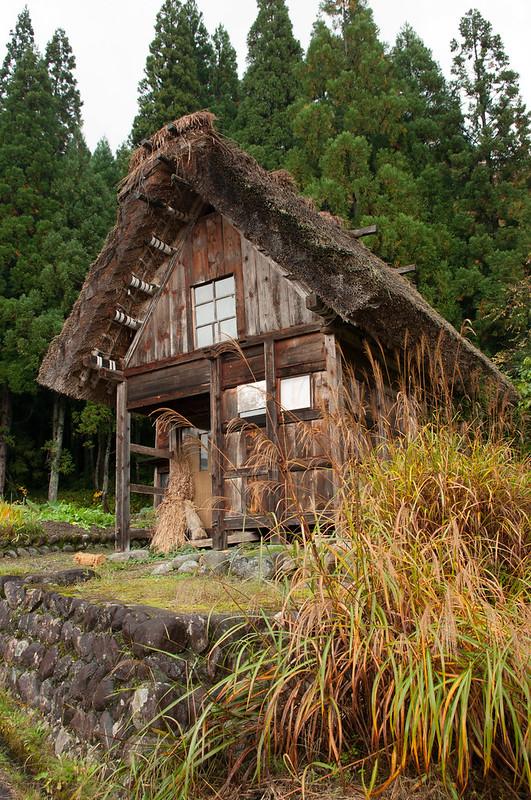 日本,合掌村