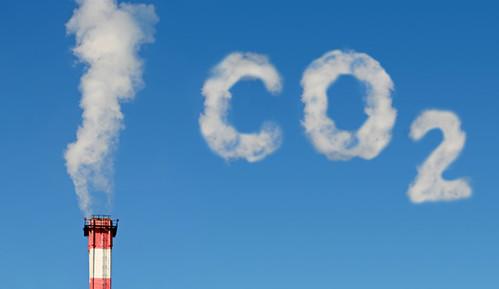 Электричество из CO2 или гибрид ТЭС и Большого адронного коллайдера