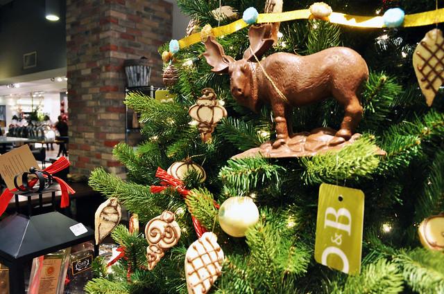 O&B Christmas Tree