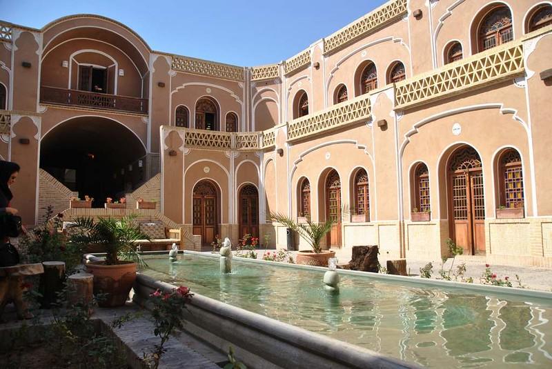 256 Hotel en el Casco antiguo y mezquitas de Yazd (98)