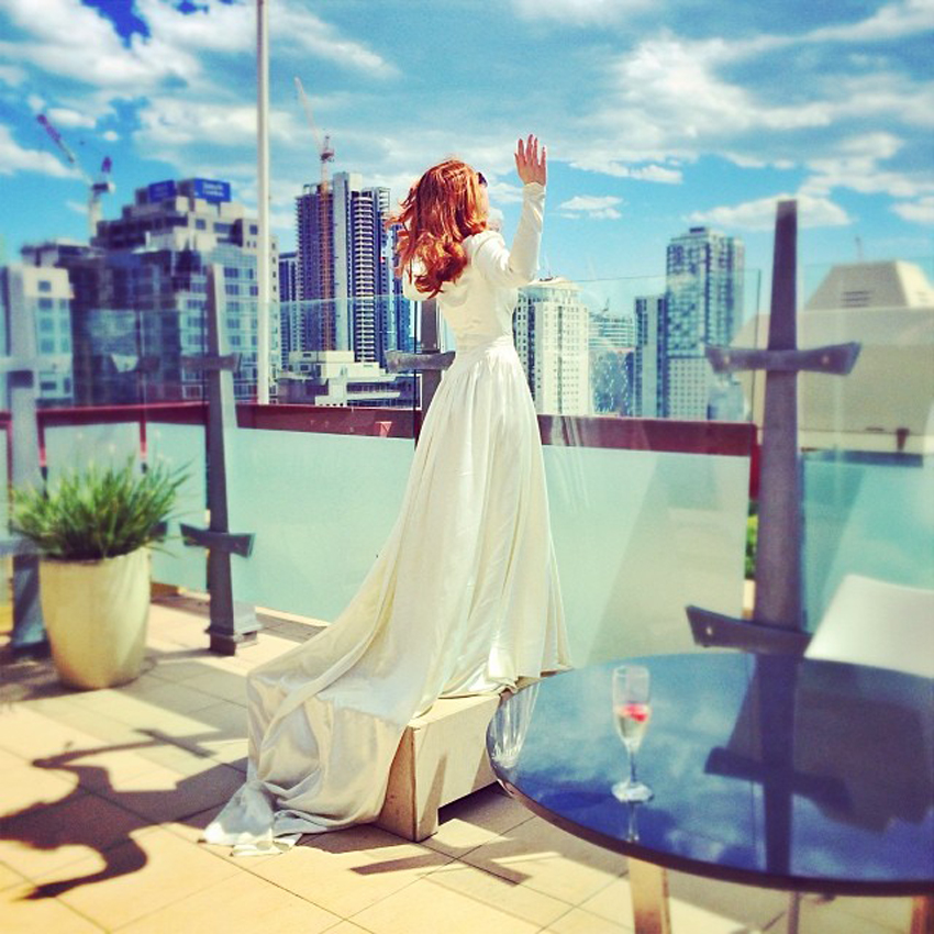 my-vintage-wedding-dress-melbourne-sky