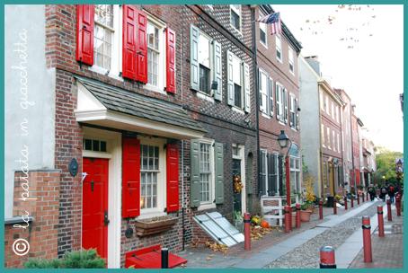 PHILADELPHIA-Elfreth-Alley