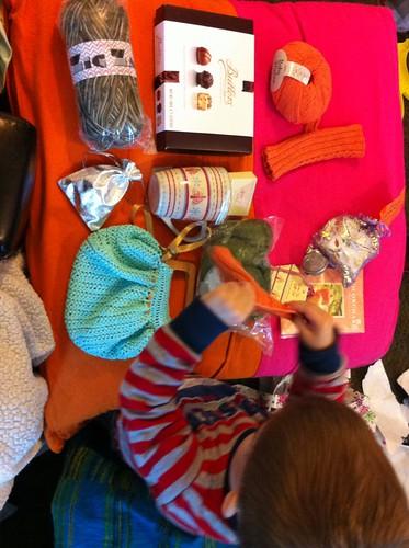 Knitmas 2013