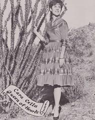 Phoenix College 1962:Queen of Hearts