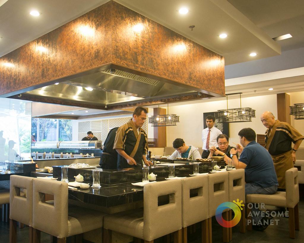 Sm aura eats 10 most awesome restaurants smaurapremier for Aura global cuisine