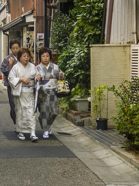 Calles de Nara
