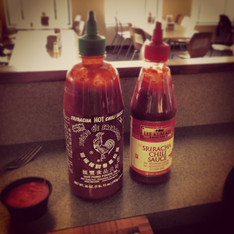 Sriracha Crisis? Maybe not.