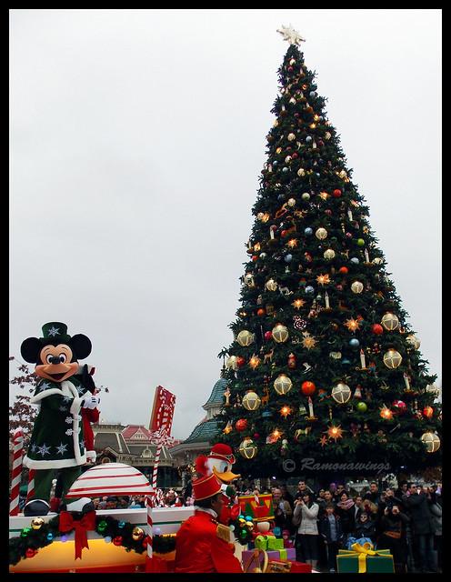 La cavalcade de Noël