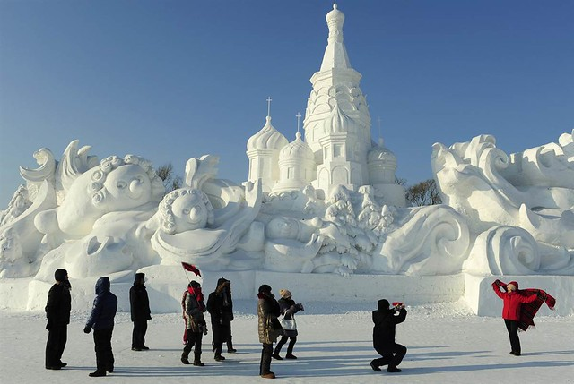 C - China Harbin Ice Festival 2014 - 46