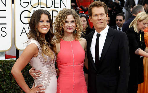 2014 Golden Globes red carpet arrivals