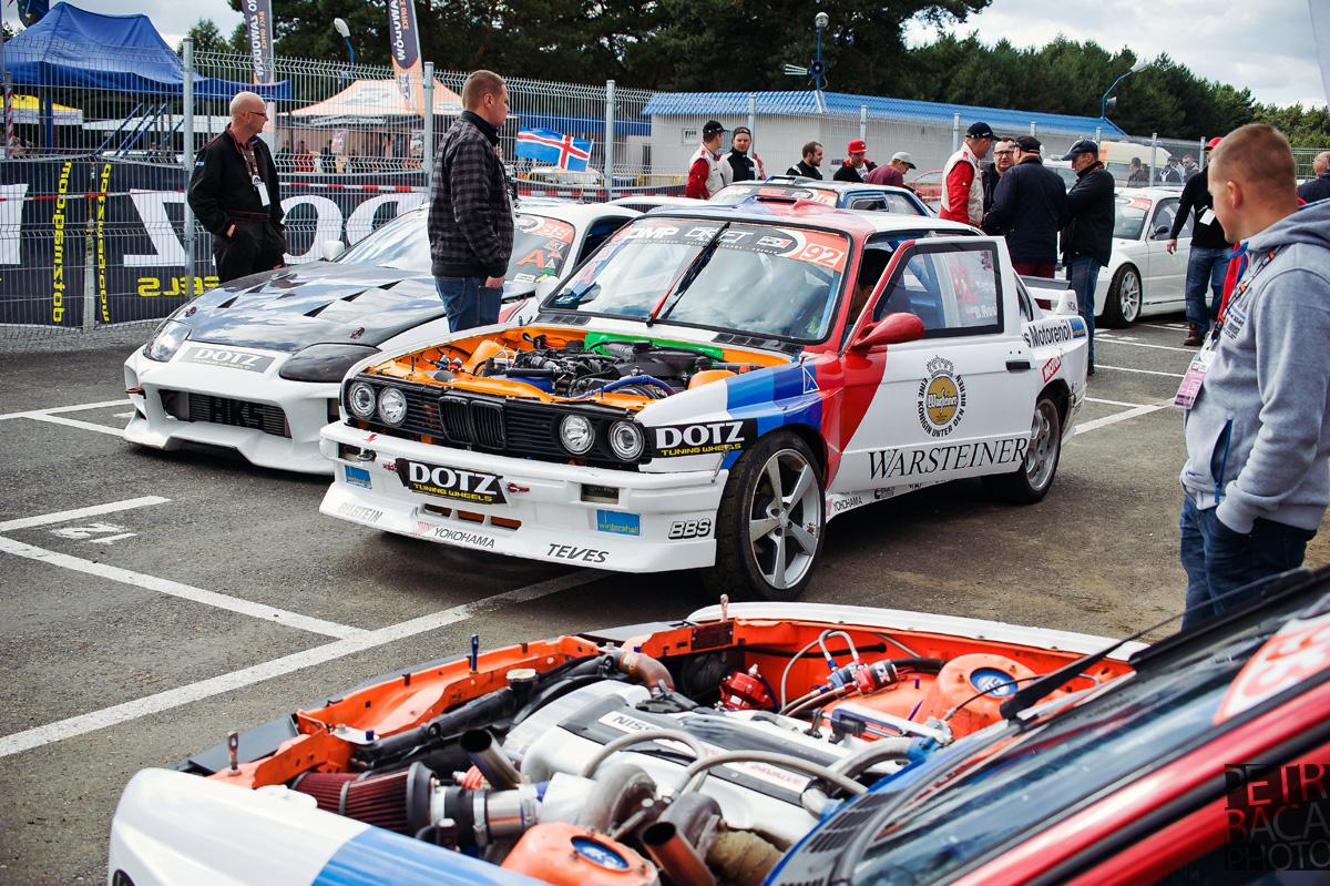 Driftingowe Mistrzostwa Polski 2013, DMP, Polska Federacja Driftingu, PFD, Tor Poznań, Drift Allstars 2013, final, BMW M3 E30, Warsteiner,