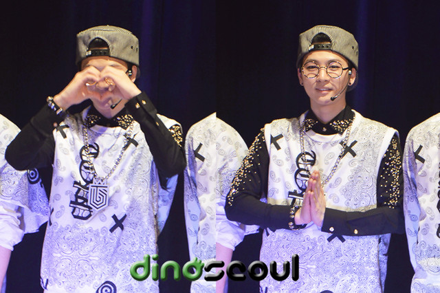 140112 TOPPDOGG Fan Meet in Singapore