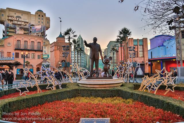 DLP Dec 2013 - Christmas in Walt Disney Studios