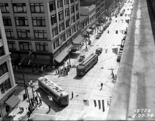 Second and Pike, 1934