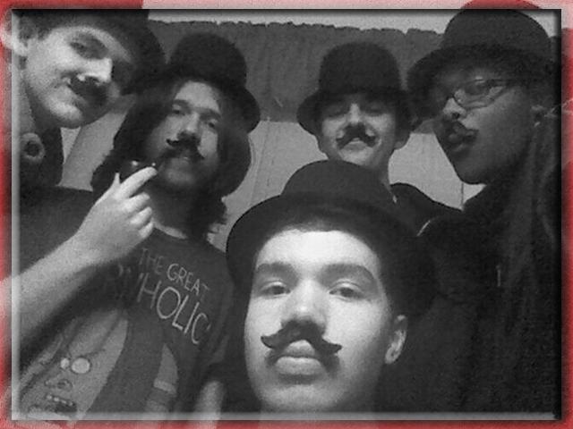 ~ Mustache Cash Stash...